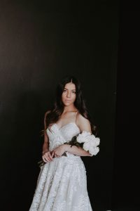 Addison Taylor in Beautiful Gown